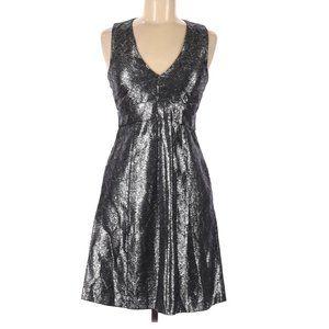 Michael Michael Kors Silver Cocktail Dress